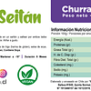 Mr. Seitan 500g - Churrasco