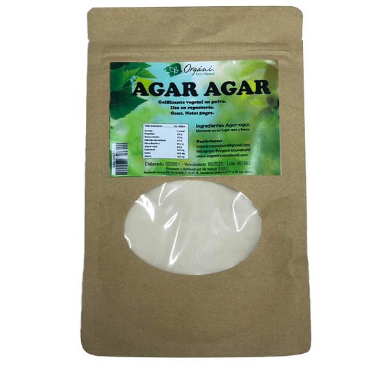 Agar Agar - Organi