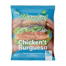 Chicken't Burguesa - Alternative