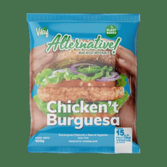 Chicken't Burguesa - Alternative