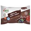 Gomitas Bijelti 30g - manzana y arándanos cubiertas con chocolate
