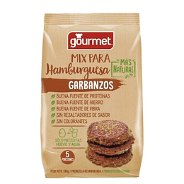 Mix para Hamburguesas de Garbanzos - Gourmet