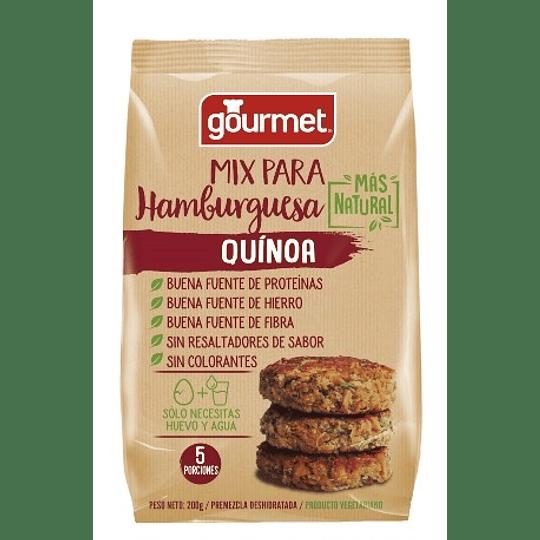 Mix para Hamburguesas de Quinoa - Gourmet