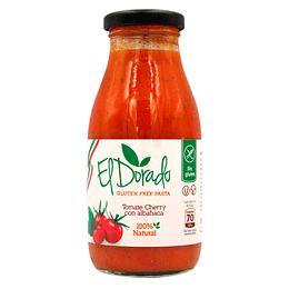 Salsa Tomate Cherry y Albahaca 260g - El Dorado