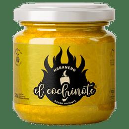 Salsa Picante, El Cochinote: Habanero