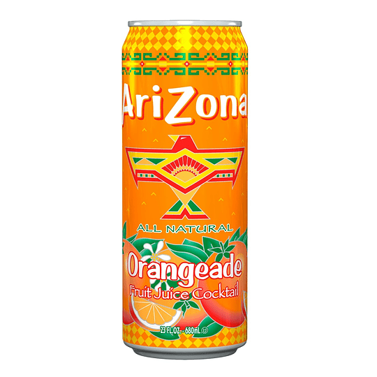 Jugo Arizona, Orangeade - 680ml