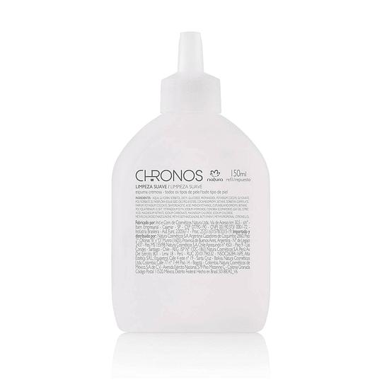 Repuesto Limpieza Suave, Chronos, 150ml - Natura