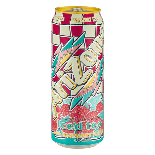 Arizona Iced Tea sabor Frambuesa - 680ml