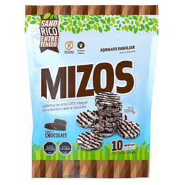 Galletas Mizos Chocolate - Grandes (120g)