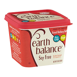 Mantequilla Earth Balance Sin Soya