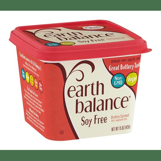 Earth Balance, Mantequilla Sin Soya