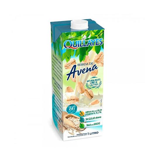 Bebida de Avena 1L - Quillayes