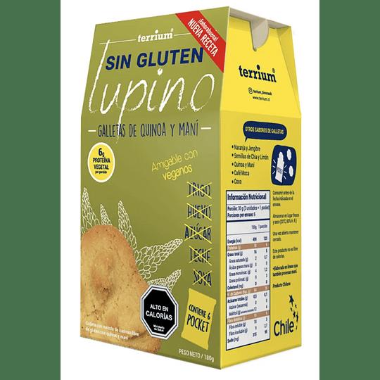 Galletas de Quinoa y Mani - Terrium