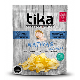 Chips Tika Nativas 180g - Andina