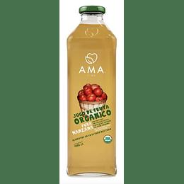 Jugo orgánico AMA 1 Litro - Manzana