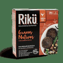 Hamburguesas Riku - Granos Nativos