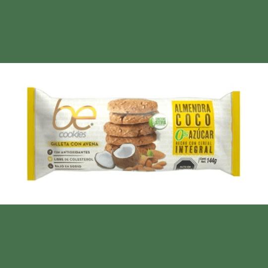 Be Cookies - Almendra Coco
