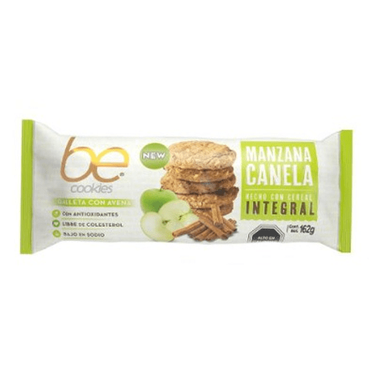 Be Cookies - Manzana Canela