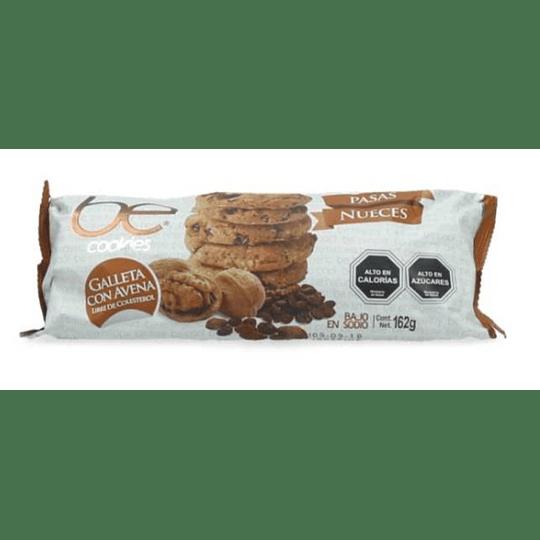 Be Cookies - Pasas Nueces