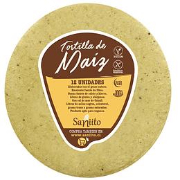 Tortilla de Maiz - Saniito