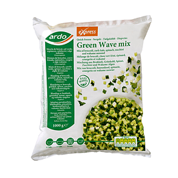 Vegetales Tipo Arroz, Green Wave Mix - Ardo