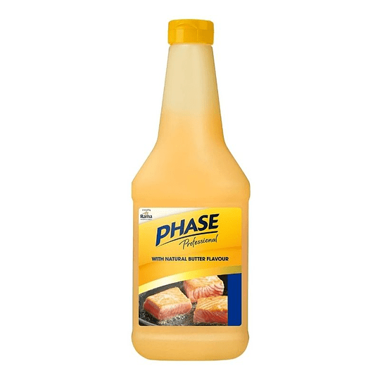 Mantequilla Vegetal Líquida 900ml - Phase
