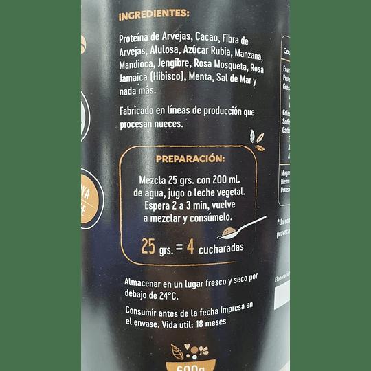 Batido Proteico Cacao Boost - Gibit