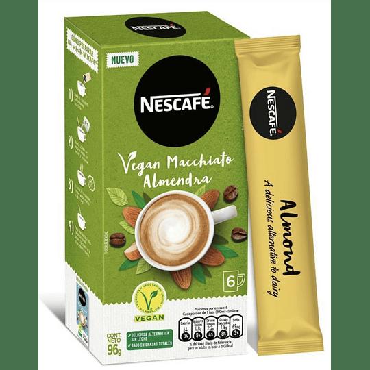 Nescafé Vegan Macchiato Almendras