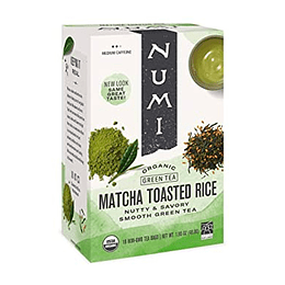Té Numi - Matcha Toasted Rice