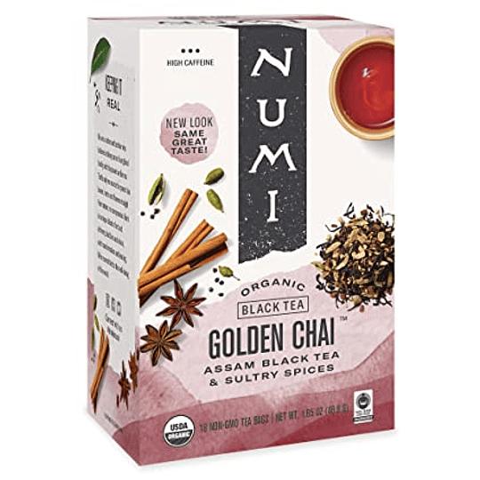 Té Numi - Golden Chai