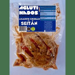 Seitan tipo Asadito Criollo - Aglutinados