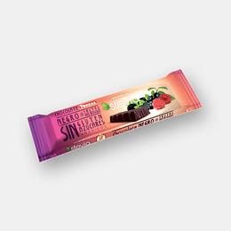 Barra de Chocolate Pequeña Torras - Frutos del Bosque (stevia)