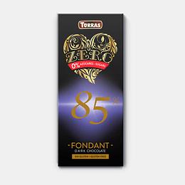 Barra de Chocolate Zero Torras - 85%