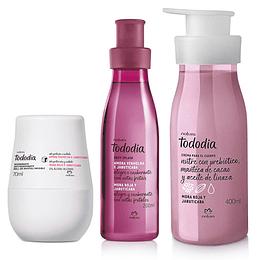 Pack Mora Roja y Jabuticaba: Crema Corporal + Body Splash + Desodorante