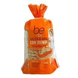 Galletas de Arroz con Sal - Be Rice