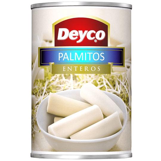 Palmitos Enteros 810g - Deyco