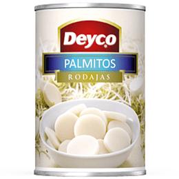 Palmitos En Rodajas 810g - Deyco