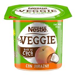 Yogurt Veggie Coco Durazno