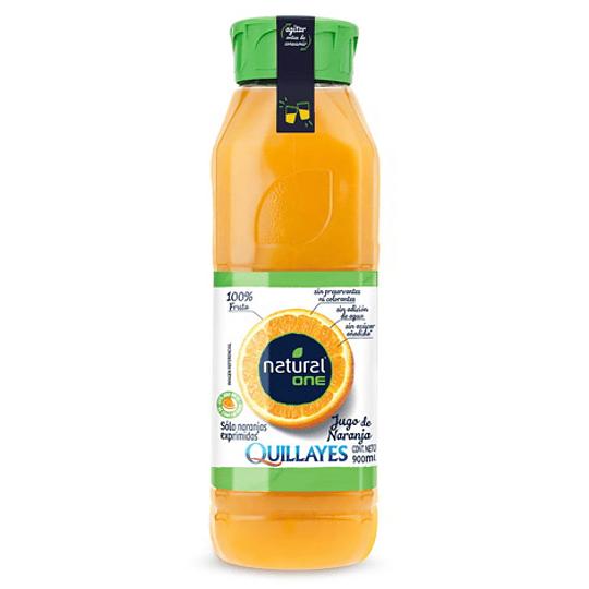 Jugo Naranja Natural One - 900ml