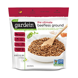 Beefless Ground (tipo carne molida) - Gardein