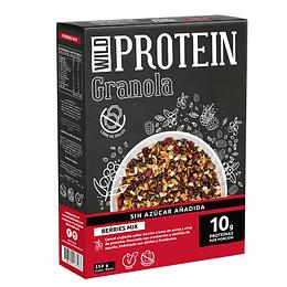 """Granola Wild Protein """"Berries Mix"""" - 350g"""