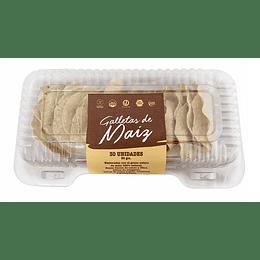 Galletas de Maiz Redondas (90g) - Saniito