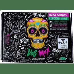 Burritos Veg-Mex
