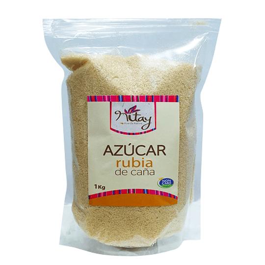 Azúcar Rubia de Caña 1kg - Nitay