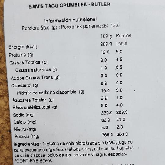 Promo 2x1: Taco Crumbles
