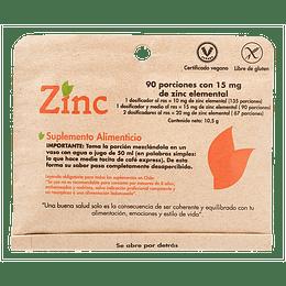 Zinc - Dulzura Natural
