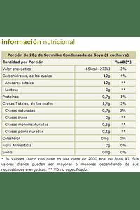 Leche Condensada Vegetal (330g)