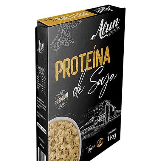 Proteina de Soya Premium, 1kg - Alun