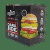 Hamburguesas Dark Side caja 5un - Vegusta