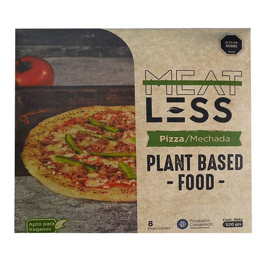 Pizza Mechada - Meatless